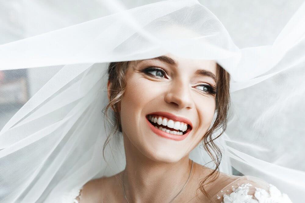 תמונה כלה יפה ביום חתונה
